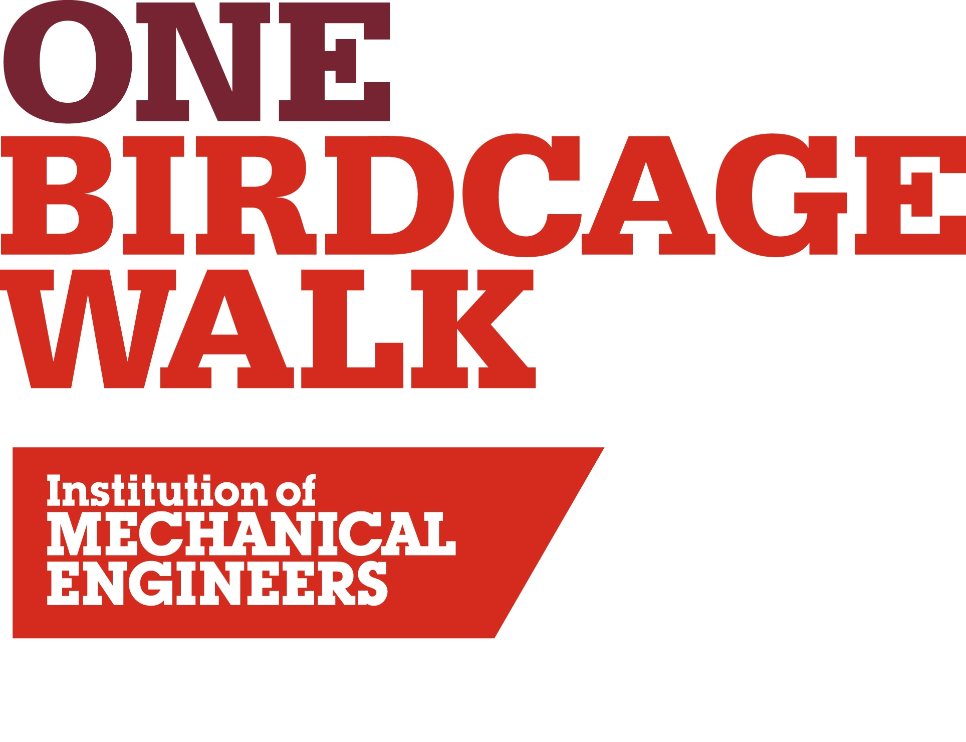 One birdcage walk
